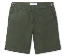 + Orlebar Brown Dane Slim-Fit Cotton-Blend Twill Shorts