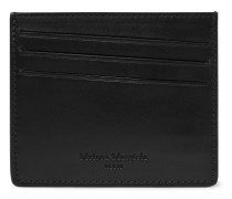 Two-Tone Leather Cardholder