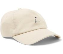 Windjammer Embroidered Cotton-twill Baseball Cap