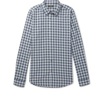 Irving Checked Cotton Shirt