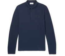 Paris Stretch-cotton Piqué Polo Shirt