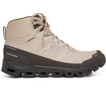 Cloudrock Waterproof Rubber-Trimmed Mesh Boots