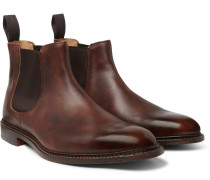 Roxbury Leather Chelsea Boots