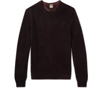 Watercolour-dyed Cashmere Sweater