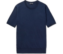 Artex Slim-fit Merino Wool T-shirt