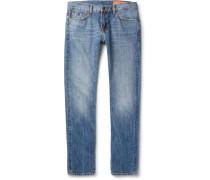 Jim Slim-fit Selvedge Denim Jeans