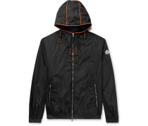 Fier Nylon Hooded Jacket