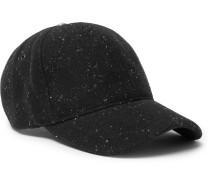 Lee Nep Wool Baseball Cap - Black