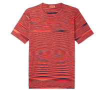 Space-dyed Cotton T-shirt