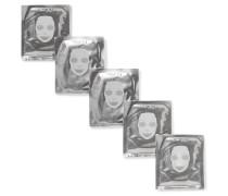 Bio Cellulose Facial Treatment Mask, 5 X 23ml