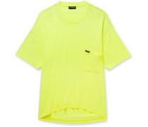 Oversized Cotton-jersey T-shirt