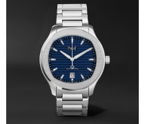 Polo S Automatic 42mm Stainless Steel Watch - Blue