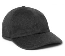Cashmere Baseball Cap