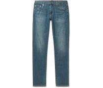 Dylan Slim-Fit Stretch-Denim Jeans