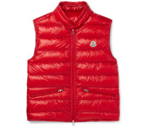 Gui Quilted Shell Down Gilet