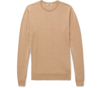 Norland Cashmere And Silk-blend Sweater
