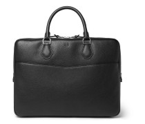 Boston Full-Grain Leather Briefcase