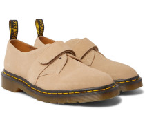 + Dr Martens Suede Derby Shoes