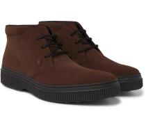 Nubuck Desert Boots