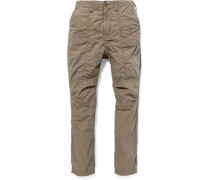 Educator Slim-Fit Cotton-Ripstop Trousers