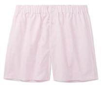 Cotton Oxford Boxer Shorts