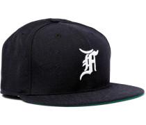+ New Era Embroidered Wool Baseball Cap