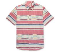 Coast Striped Cotton Shirt