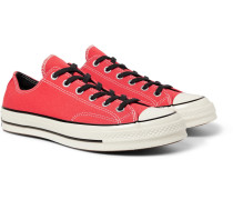 1970s Chuck Taylor All Star Canvas Sneakers - Pink