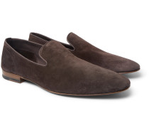 + Carvil Suede Loafers