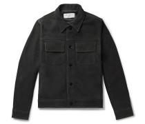 Otto Suede Jacket