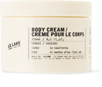 Body Cream - Hinoki, 250ml