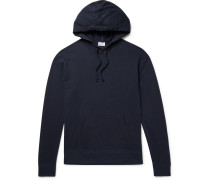 Anton Loopback Cotton-jersey Hoodie