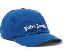 Logo-embroidered Cotton-twill Baseball Cap