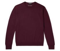 Virgin Wool-blend Sweater