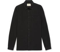 Linen And Cotton-blend Shirt
