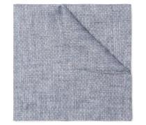 Radford Linen Jacquard Pocket Square