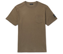 Thom Cotton-jersey T-shirt - Green