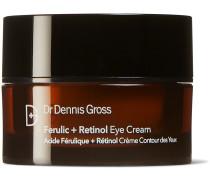 Ferulic + Retinol Eye Cream, 15ml - Colorless