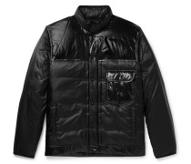 7 Moncler Fragment Poulsen Shell Down Jacket - Black