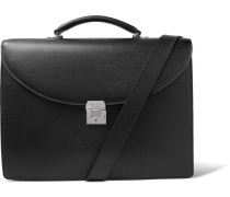 Maddox Saffiano Leather Briefcase