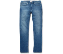 L'homme Slim-fit Stretch-denim Jeans