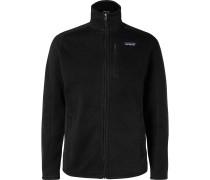 Better Sweater Fleece-Back Knitted Jacket