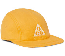 ACG AW84 Logo-Appliquéd Fleece Baseball Cap