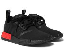 Nmd_r1 Primeknit Sneakers - Black