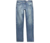 Tellis Slim-Fit Stretch-Denim Jeans