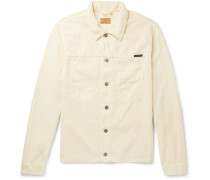 Ronny Organic Cotton-Corduroy Trucker Jacket