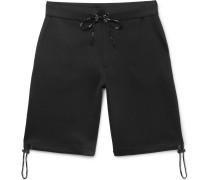 Logo-print Jersey Drawstring Shorts