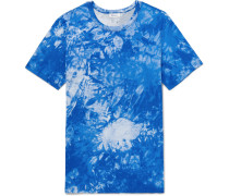 Georg Tie-Dyed Cotton-Jersey T-Shirt