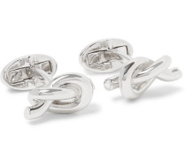 Silver-plated Cufflinks