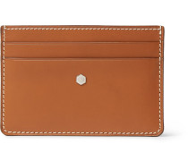 Hex 1904 Leather Cardholder - Tan